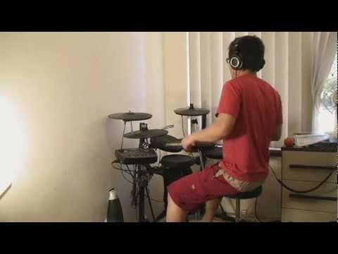 Indonesian all voices - Rumah kita (drum cover)