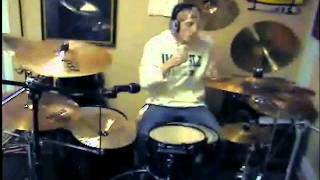 Playing God - Paramore (Drum Cover)