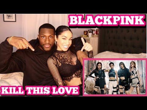 BLACKPINK - 'Kill This Love' M/V 🎀REACTION🎀