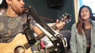 "Us The Duo - ""No Matter Where You Are"" LIVE at Mix 107.7"