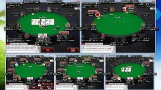 Видео: Покер в субботу, 30 августа – Часть 1