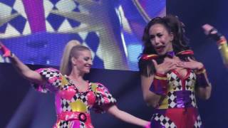 Vengaboys - We're going to Ibiza, Boom Boom, Up and Down, We Like to Party - Live At I Love The 90's