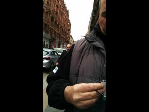 James Sweeney, Glasgow Council Bully! Community Safety Glasgow (Part 1)
