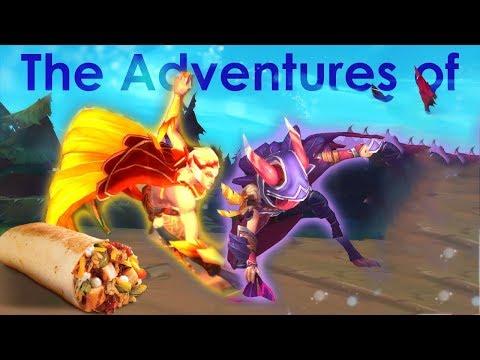The Adventures of Xayah and Rakan