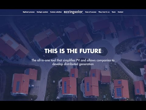 ezzingSolar - This is the future