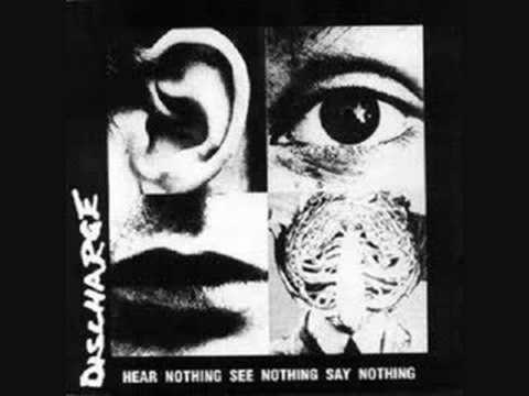 Discharge-The Nightmare Continues