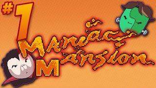 Maniac Mansion: Slinking in the Kitchen - PART 1 - Game Grumps