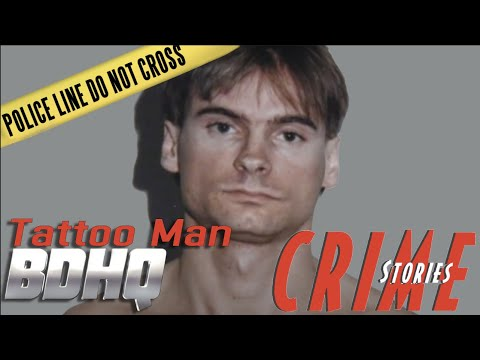 The Tattoo Man - Crime Stories