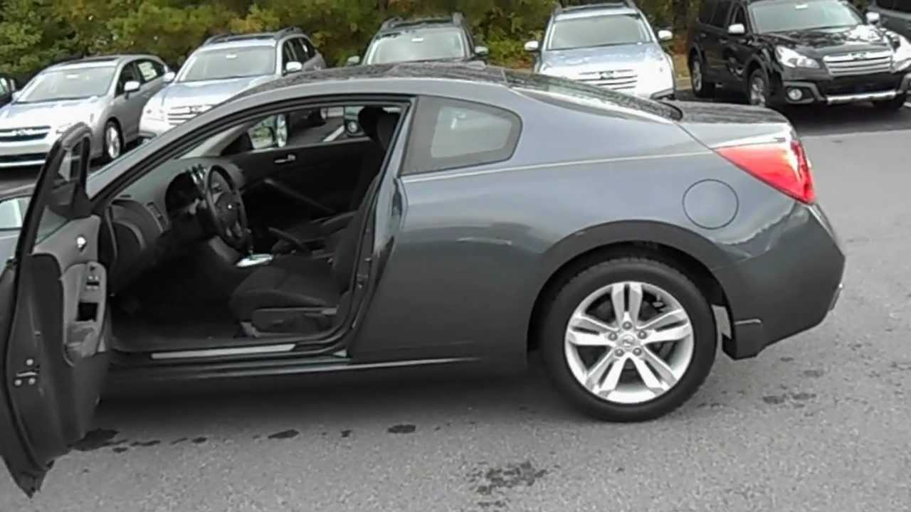 Subaru Of Kennesaw 2010 Nissan Altima 2 Door K3695A SOLD!   YouTube