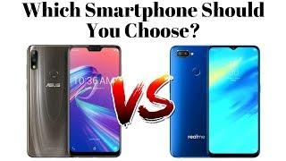 Asus Zenfone Max Pro M2 Vs Realme 2 Pro | Which Smartphone Should You Choose ?