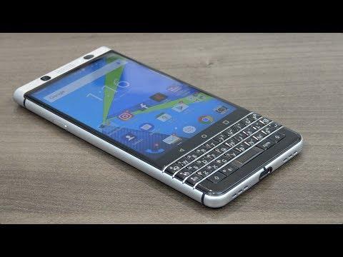 KeyOne el retorno de Blackberry al mercado de Smartphones