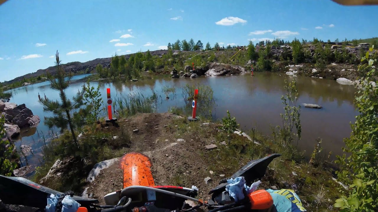 Silverskin Extreme 2021: Rene Jerbach FPV