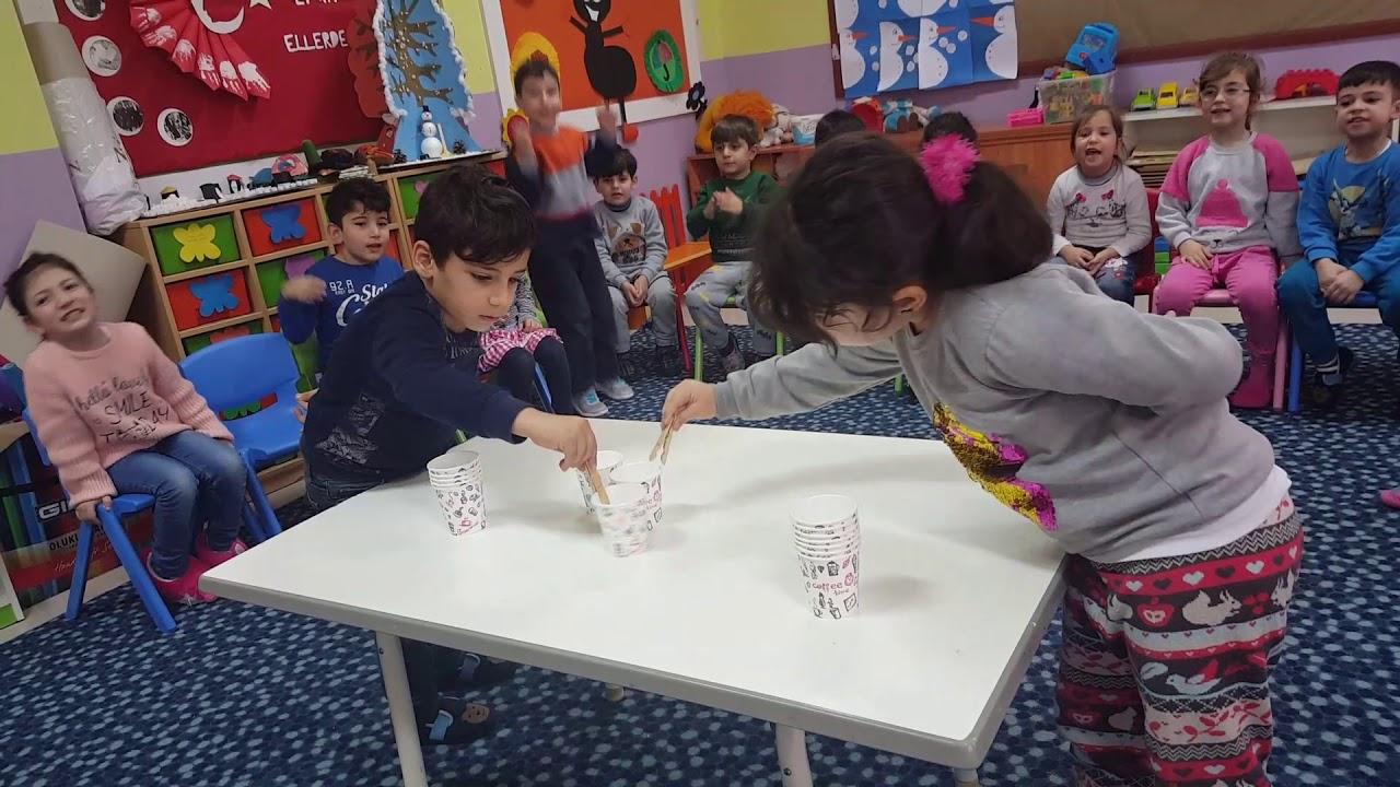 Okul öncesi Oyun Etkinliği Youtube