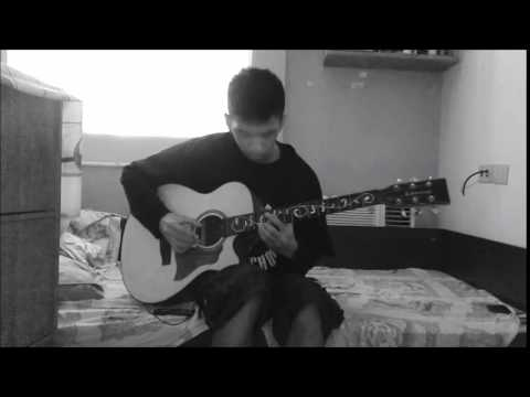 "(Sungha Jung) Carrying You : From Laputa ""Castles In The Sky"" - Limneo Cruza"