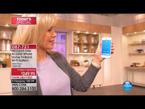 HSN | Smart Home featuring Arlo 01.23.2018 - 12 AM