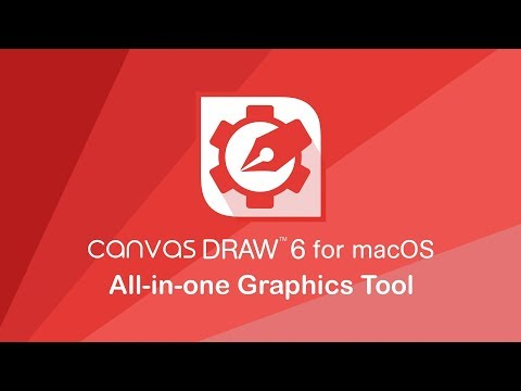 Introduction to Canvas Draw 6 for macOS