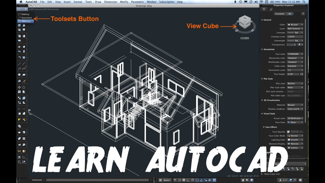 learn autocad for beginners introduction part 01 youtube