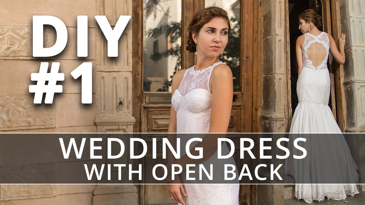 How to make a wedding dress diy sew your own bridal gown for Make your wedding dress