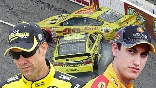 Revisiting the Infamous Kenseth/Logano Martinsville Incident