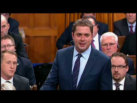 Scheer Hammers Trudeau's Welcoming Of ISIS To Canada