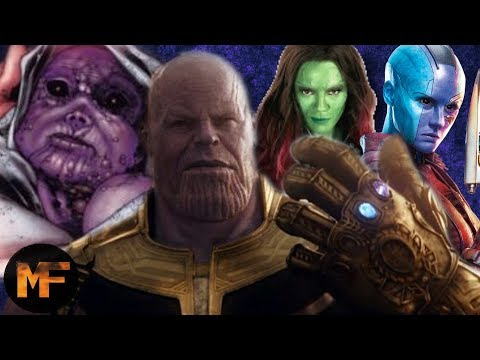 Thanos Origins Explained: The Life of the Mad Titan (Infinity War Guide)
