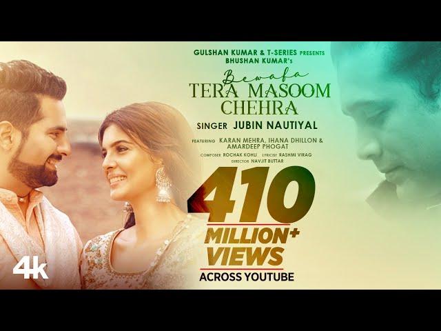 Bewafa Tera Masoom Chehra | Rochak Kohli Feat. Jubin Nautiyal, Rashmi V | Karan Mehra, Ihana Dhillon
