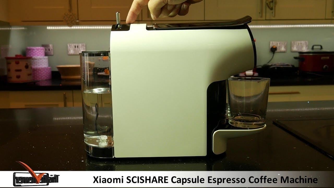 SCISHARE Capsule Espresso Coffee