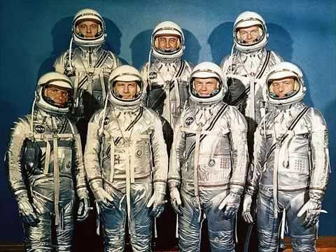 The Mercury 7 Astronauts and Celestis