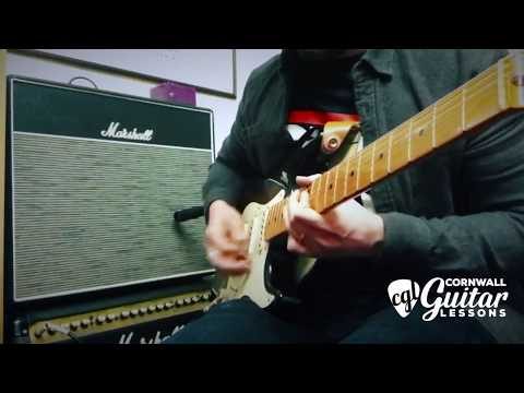 Marshall 1974x - Eric Johnson Stratocaster - Jimi Hendrix-Little Wing