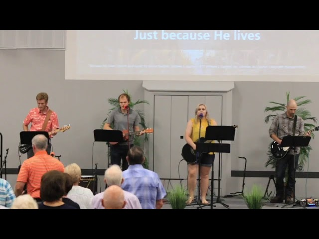 Sunday Worship Service - June 27th, 2021
