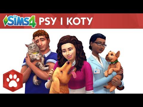Plakat Psy i koty