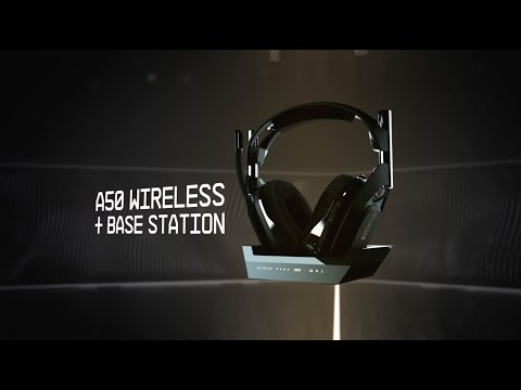 A50 Wireless + Base Station (Gen 4) || ASTRO Gaming