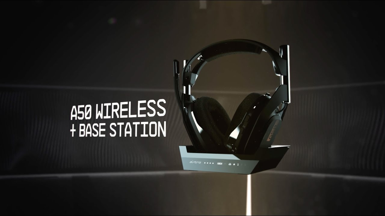 707831cafaf A50 Wireless + Base Station (Gen 4) || ASTRO Gaming - YouTube
