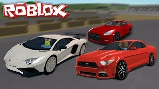 ROBLOX || THE LITTLE CLUB GET THE SAME CAR AND HAVE A RACE!!