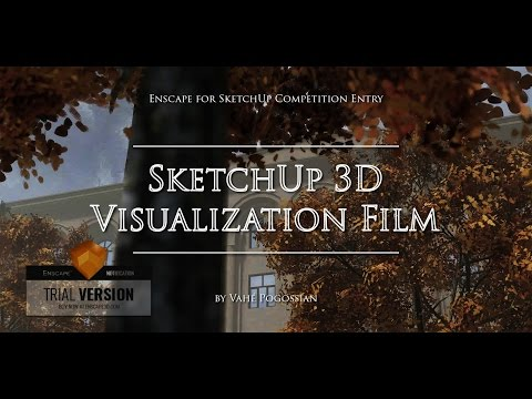 Enscape 3D for SketchUp Animation - Most Popular Videos