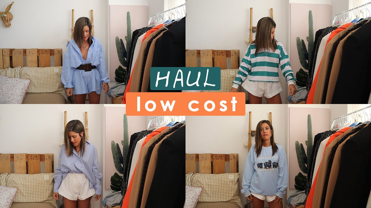 TRY-ON HAUL LOW COST PRIMAVERA: Aliexpress, Primark, Asos outlet...