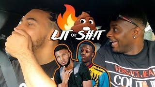 LIT OR S#!T - EP2 | DID THAT JUST HAPPEN!! - M1LLIONZ - J HUS
