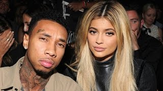 Kylie Jenner Kisses Tyga -- See the Pics!