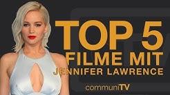 TOP 5: Jennifer Lawrence Filme