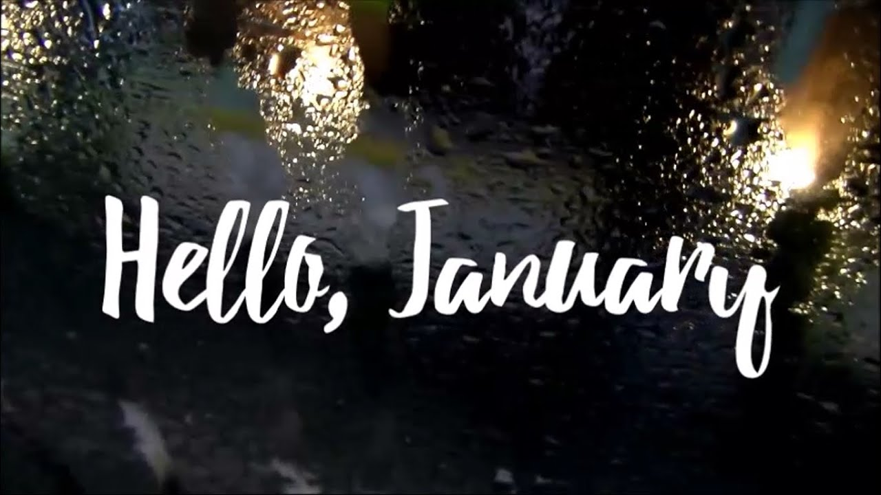 Bildresultat för hello january