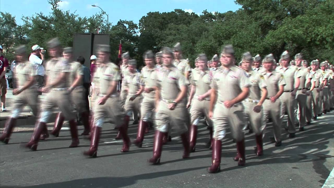 3dbe71d20 Texas A M Traditions - YouTube