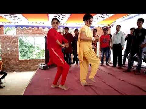 Mar de sata ke loha garam ba. Bhojpuri  *Bast dance**