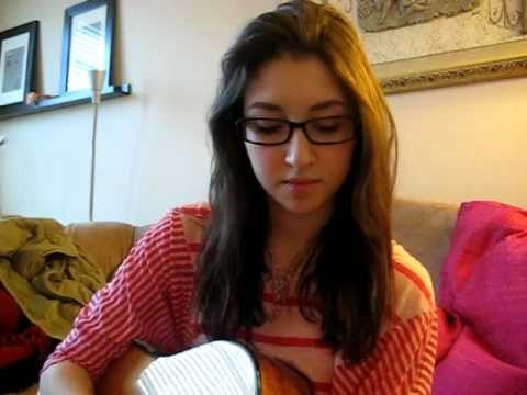 For You I Will (Confidence) by Teddy Geiger (Cover)
