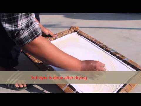 How To Make Traditional Thanka Canvas Nepal