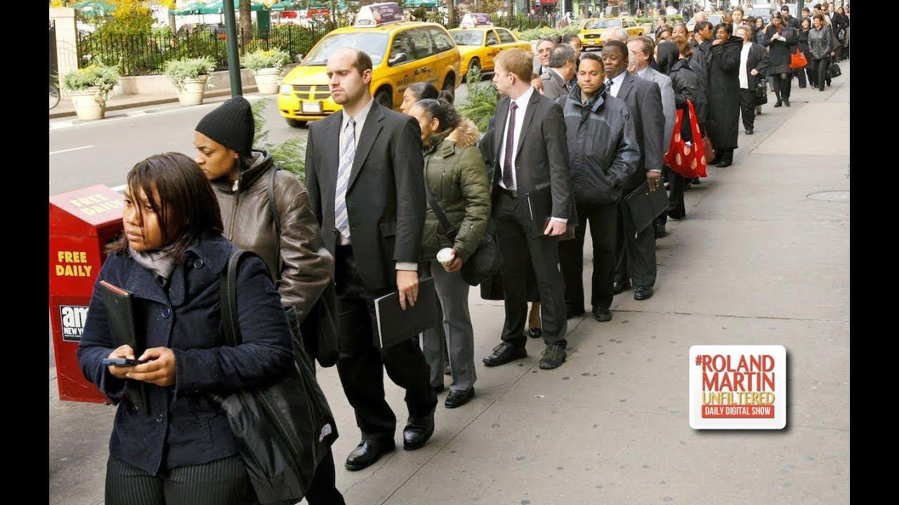 Unemployment Is Lowest Since 1969, Black Unemployment Still Double That Of Whites
