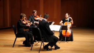 String Quartet Op. 18 #4 in C Minor by Ludwig van Beethoven   -  Allegro ma non tanto