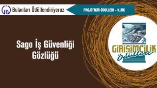 GİV 5. Girişimcilik Ödülleri - Proje-Fikir Ödülleri - Üçüncülük Ödülü