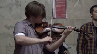 MMPQ   Вивальди Зима Allegro Non Molto. Музыка в метро.