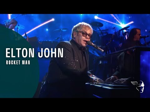 Elton John - Rocket Man Live (The Million Dollar Piano)