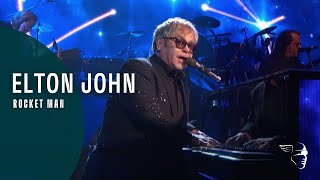 Elton John - Rocket Man Live (The Million Dollar Piano)